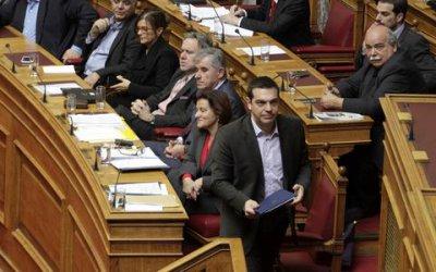Гръцкият парламент прие единодушно Закон за бедността