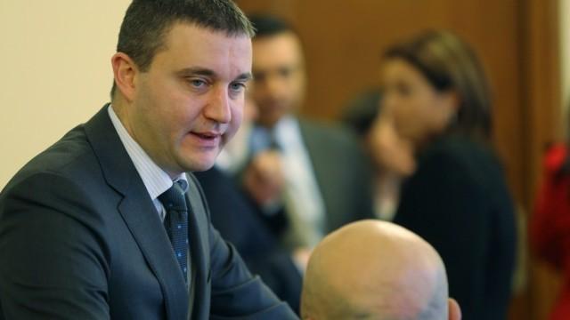 Владислав Горанов сезира Брюксел за гръцките данъци върху българския бизнес