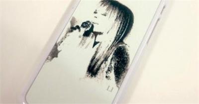 Сложиха ликът на Лили Иванова на панели за телефони