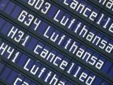 Луфтханза отменя повече от половината си полети и днес