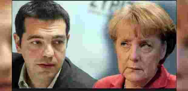 Меркел и Ципрас ще обсъждат спасяването на Гърция