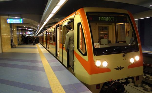 Озвучаването в Софийското метро – и на английски