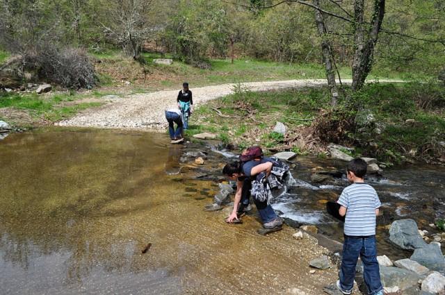 Софиянци видяха състоянието на реките в Световния ден на водата