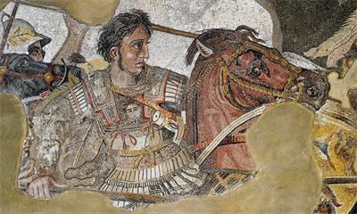 Съкровища от Александър Велики откриха в Израел