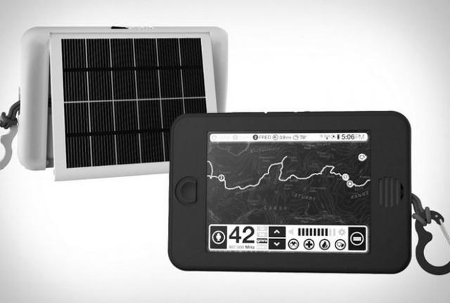 Таблет на слънчеви батерии