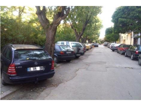 Глоба от 200 лева за паркиране на тротоара?