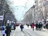 Реконструкцията на бул. Витоша в София започва на 1 април