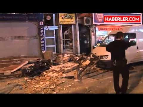 Взрив в редакцията на ислямистко списание в Турция