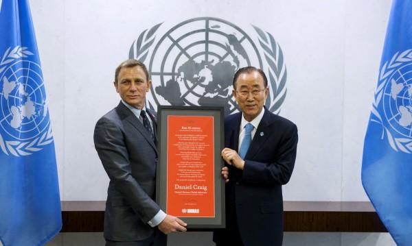 """ООН дава специални правомощия на """"АГЕНТ 007"""""""