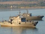 Picture: Ирански военни обстрелваха и арестуваха кораб с български капитан