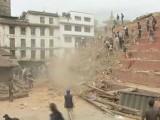 Жертвите на труса в Непал вече са над 5000