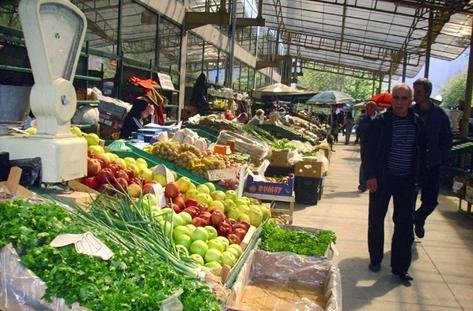 Нарушения на пазарите и борсите за плодове и зеленчуци