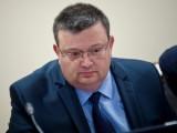 Picture: Борисов и Цацаров на спешна среща заради промените в ГПК