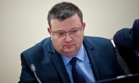 Борисов и Цацаров на спешна среща заради промените в ГПК