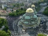 Picture: Забрани за паркиране и движение около църквите в София днес