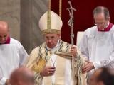 Папа Франциск обяви извънредна Света година на милосърдието