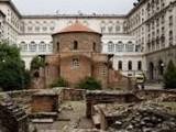 """реставрацията на храм-ротондата """"СВ. Георги"""" в столицата"""