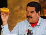 Жена замери президента на Венецуела с манго, той й подари апартамент