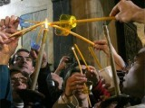 Picture: Ловчанският митрополит Гавриил ще донесе благодатния огън от Ерусалим за Великден
