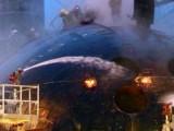 "Горя руската атомна подводница ""ОРЕЛ"""