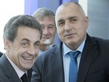 Picture: Саркози към Борисов: Ти си най – оцеляващият български политик