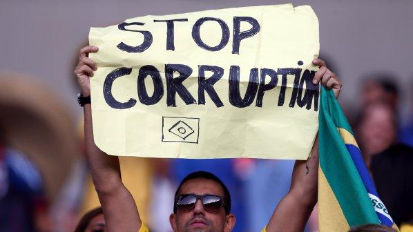 Хиляди бразилци на антиправителствени протести в цялата страна