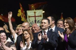 Правителството на Македония няма да подаде оставка