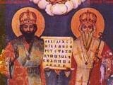 Picture: Българската православна църква почита днес светите братя Кирил и Методий