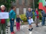 Протест пред столична община – искат автобус до Витоша