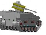 Русия разработва военен робот за арктически условия