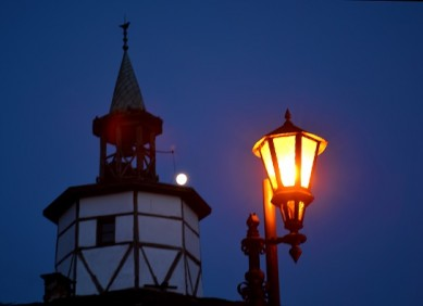 The Moon, The Tower & The Lantern