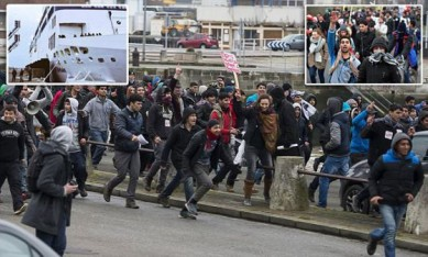 Kale migranti BGNES