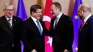 Picture: КЛЮЧОВА СРЕЩА ЗА МИГРАНТИТЕ МЕЖДУ ЕС И ТУРЦИЯ
