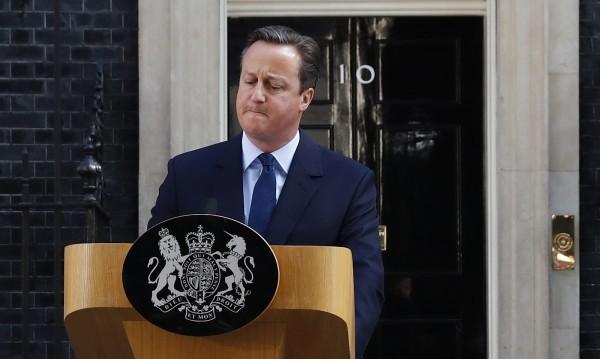 David Cameron reuters