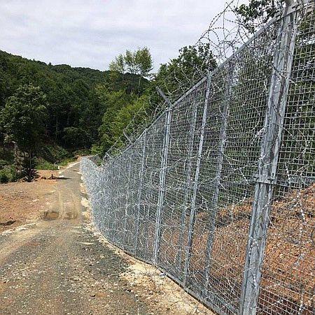 Ograda granica bgnes