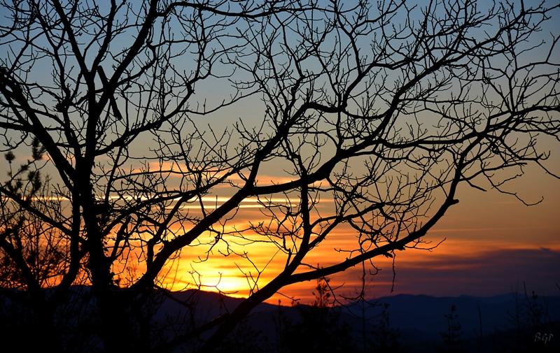 Sunset bair