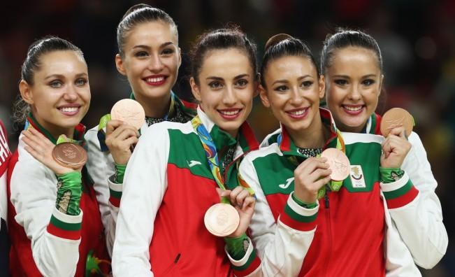 Ansambyl medali bgnes