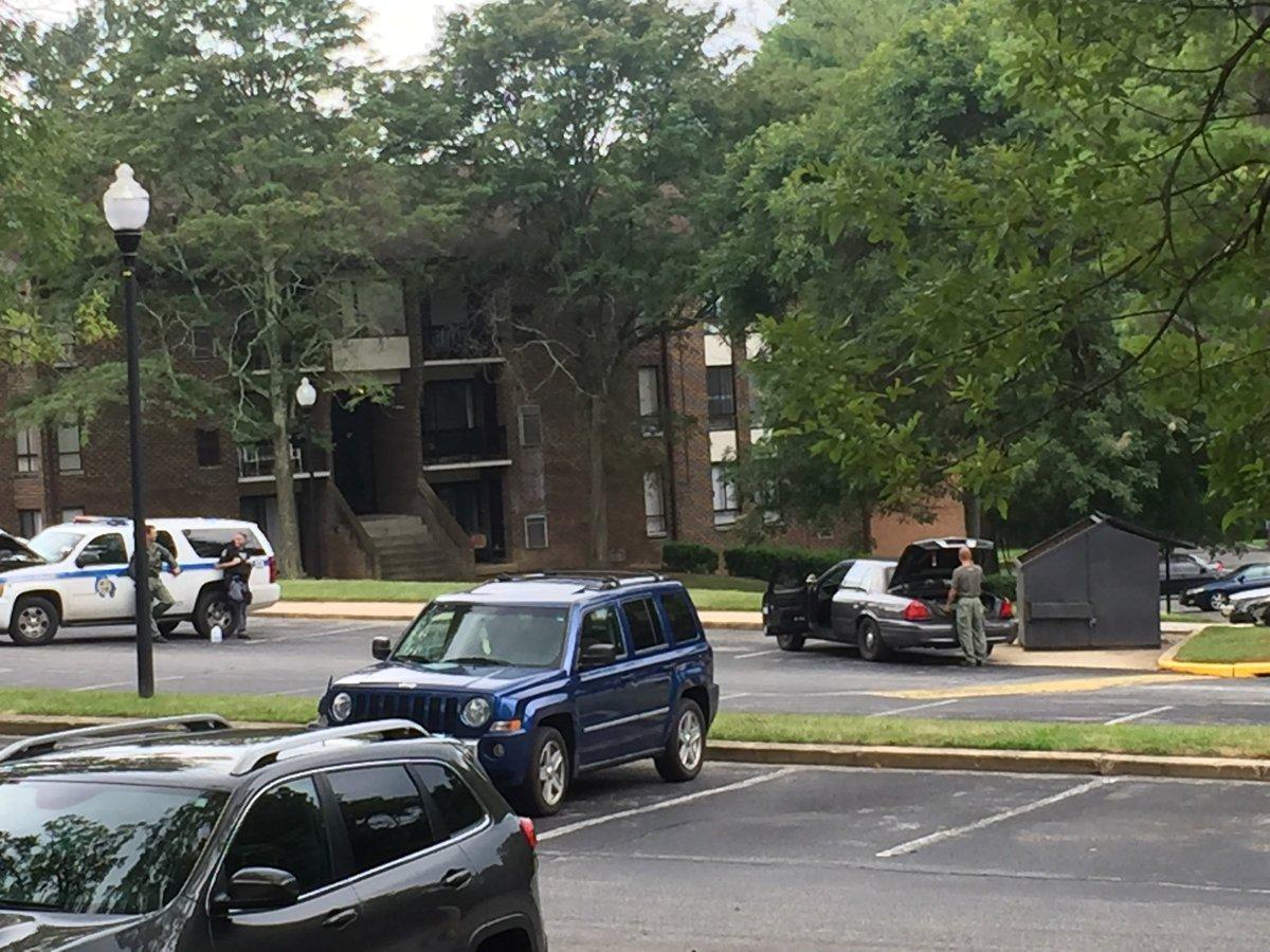 Baltimore shooting AP