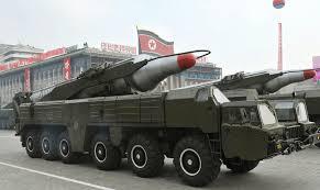 Raketi Koreya bgnes