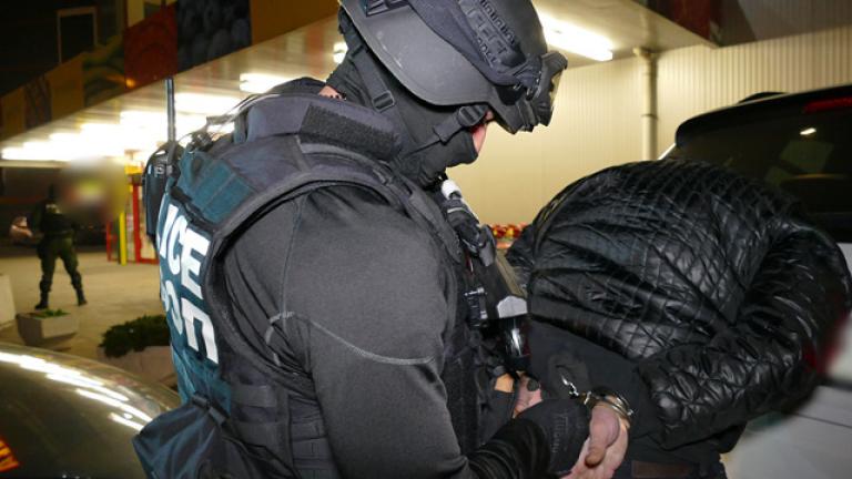 Arest GDBOP MVR