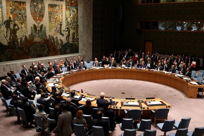 Picture: СЪВЕТЪТ ЗА СИГУРНОСТ НА ООН ЗАСЕДАВА ЗАРАДИ СЕВЕРНА КОРЕЯ