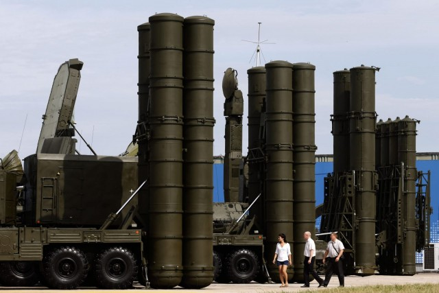 Picture: СПОРЕД ТУРЦИЯ РАКЕТИТЕ С-400 НЕ СА ЗАПЛАХА ЗА НАТО