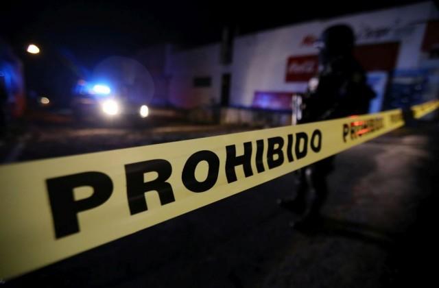 Mexico police bgnes