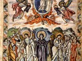 ДНЕС Е СПАСОВДЕН, ХРИСТОС СЕ ВЪЗДИГА В НЕБЕСАТА СЛЕД ВЪЗКРЕСЕНИЕТО