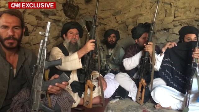 Talibani CNN