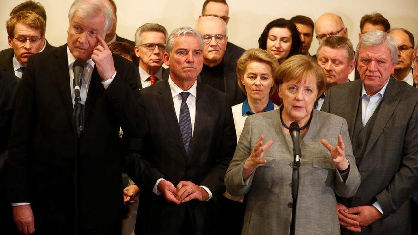Merkel reuters