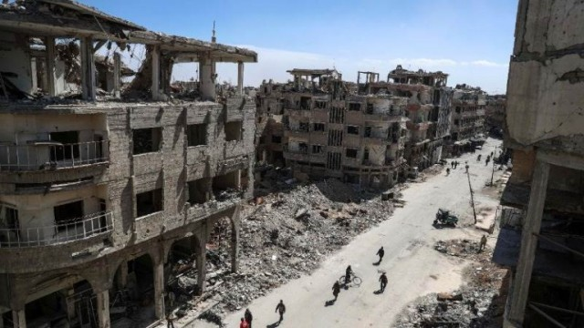Siriya 1 bgnes