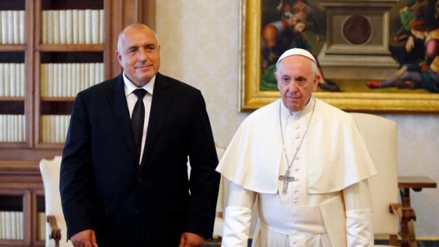 Papa Boyko Borisov bgnes