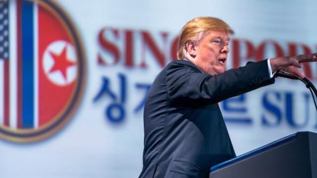 Trump Singapur bgnes