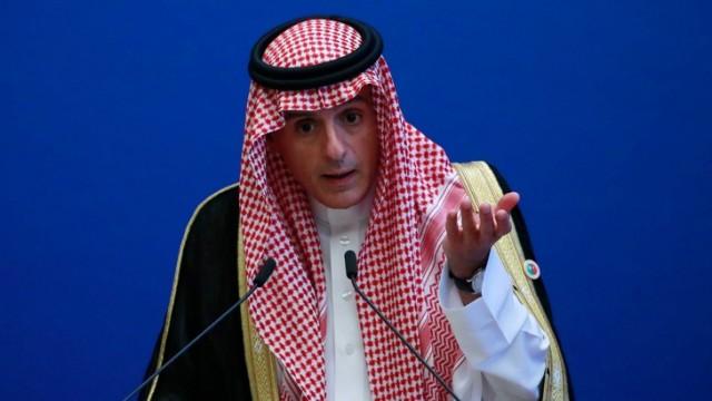 Абдел ал Джубеир, министър на външните работи на саудитска арабия